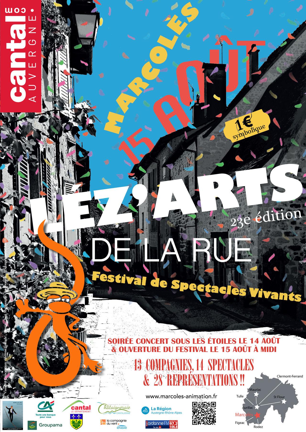Léz'Arts de la Rue