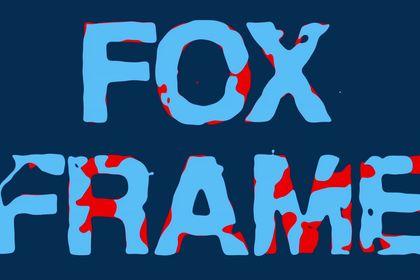 Motion Design Fox Frame