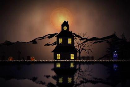 Motion Halloween
