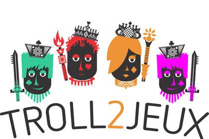 Logo - Troll2Jeux