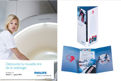 Communication visuelle Philips