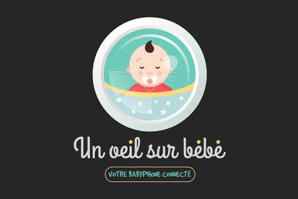 Logo Oeil sur bébé