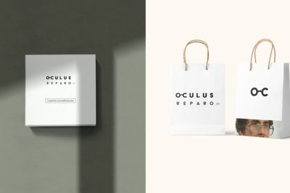 Packaging Oculus Reparos