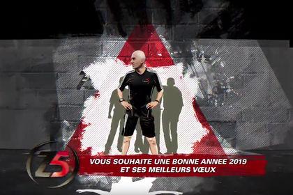 Carte de Voeux Z5 (Zidane)