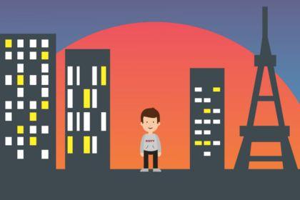 Carte de Voeux Interactive