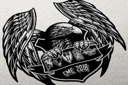 Logo pour vêtement militaire