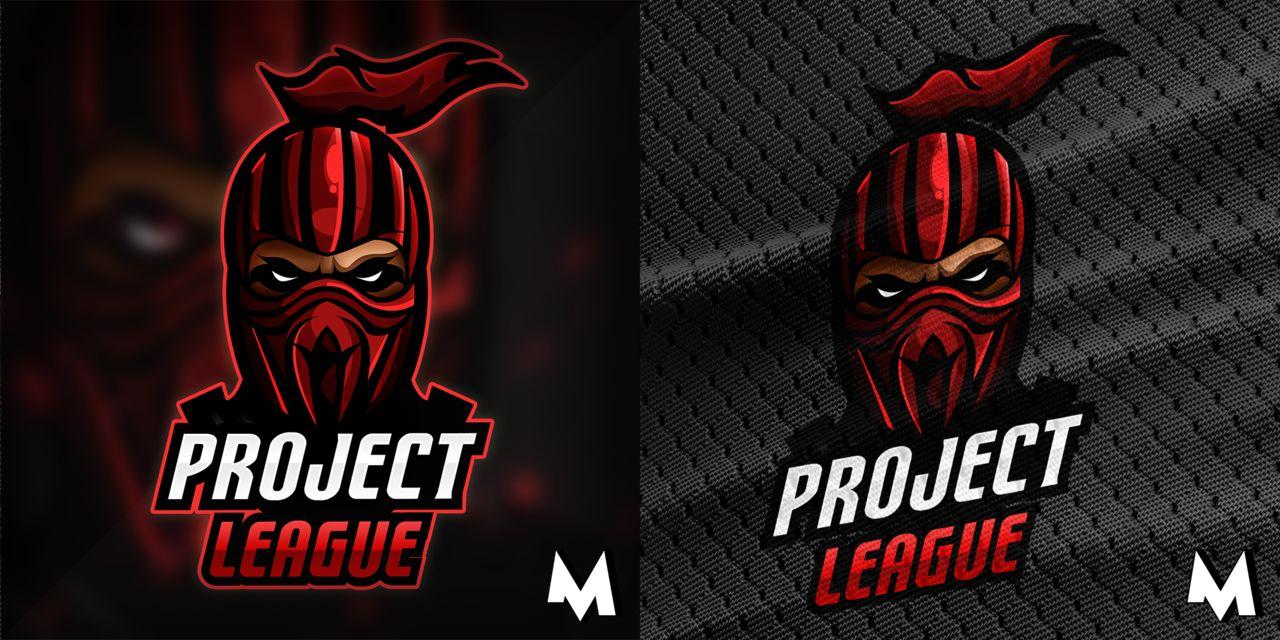 "Logo eSport ""ProjectLeague"""