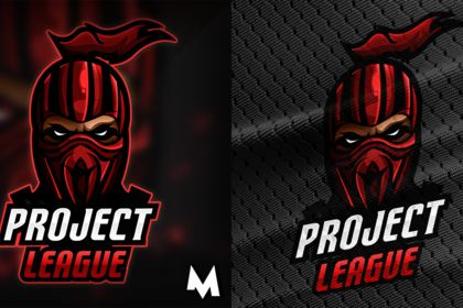 "Logo eSport ""ProjectLeague"""