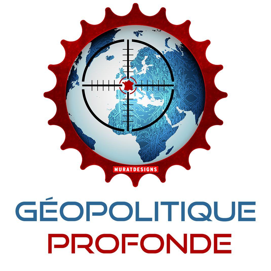 """Logo """"Géopolitique Profonde"""""""