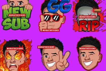 Emotes twitch