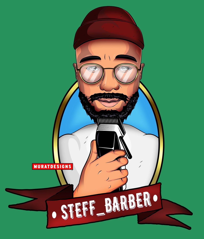 Logo coiffeur