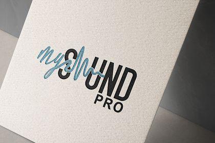 MySoundPro - logo