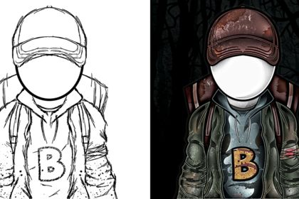 Mascotte survivor - B0nh0mme