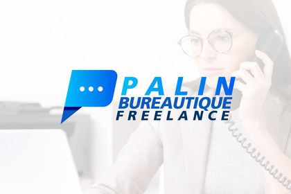 "Logo ""Palin Bureautique Freelance"""