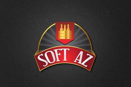"""Logo """"SOFT AZ"""""""