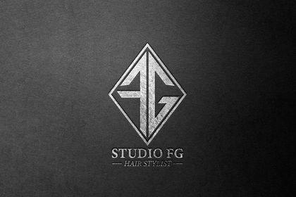 "Logo ""Furkan Gunes Hairstylist"""