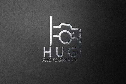 "Logo ""Hug Photographie"""