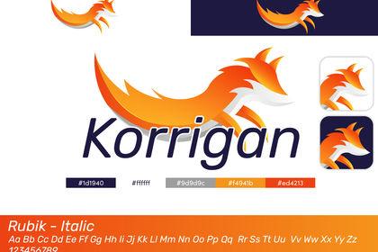 Korrigan - Logo