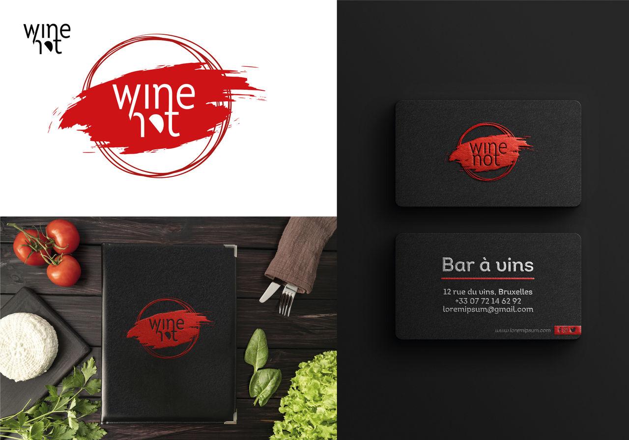 Wine not - Charte graphique