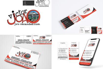 Refonte charte graphique - JVV Vérandas