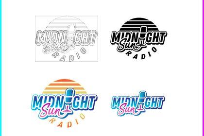 Midnightsun Radio - Logo