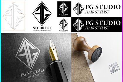 Studio FG' - Charte graphique