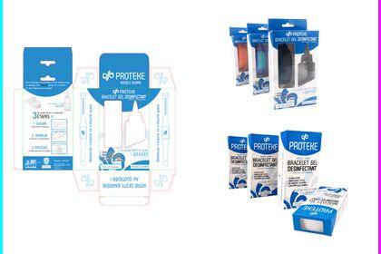 Packaging - Proteke