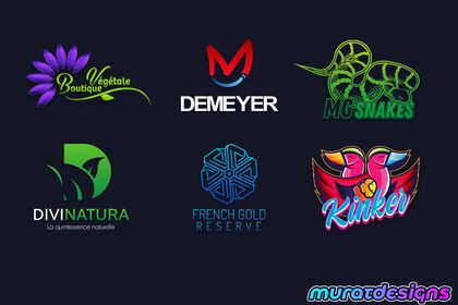 Collections de logos