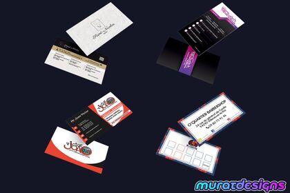 Collections de cartes de visite