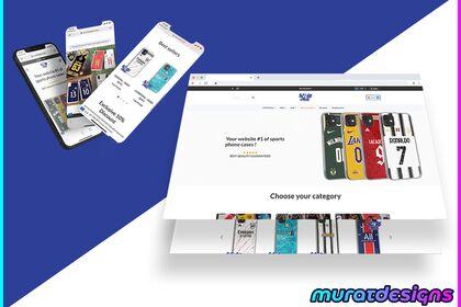 Site web - ScoreCases