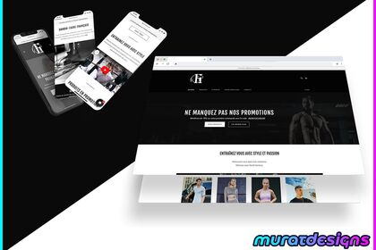 Site web - Harteos