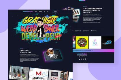 Website - MuratDesigns