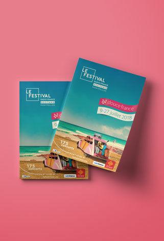 Brochure Festival Radio France
