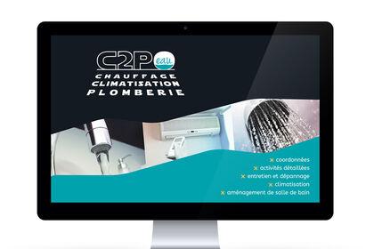 Identité visuelle : logo, webdesign, fly...