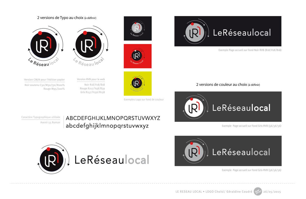 Logo Réseau Local