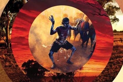 Affiche Danse Aborigènes