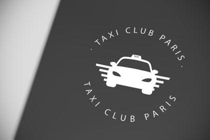 Logo TAXI CLUB PARIS