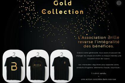 Création logo et collection vêtements