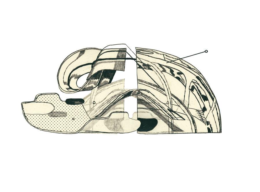 Illustration pour la revue INfluencia (2015)