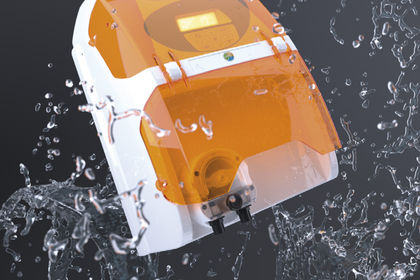 Appareil de filtration de piscine