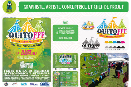 Signalétique Festival