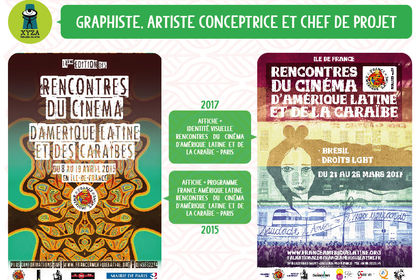 Affiches Festival