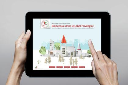 Site Web Privilogia