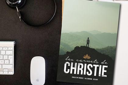 Couverture Livre - Les carnets de Christie