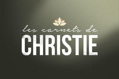 Logo les carnets de Christie