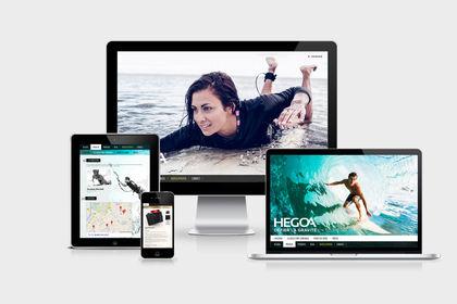 Site Web Hegoa