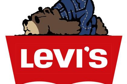 Logo levi's baby boy
