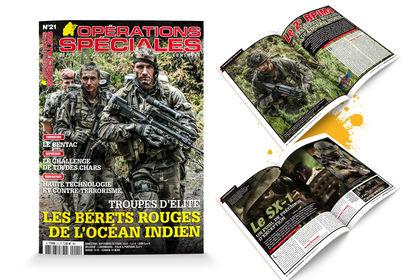 Magazine Opérations Spéciales