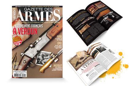 Magazine Gazette des Armes