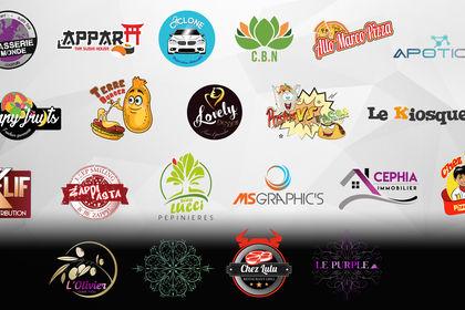Réalisations logos